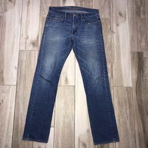 Men's American Eagle slim straight size 30/34 Jean